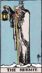 El Ermitaño Rider-Waite