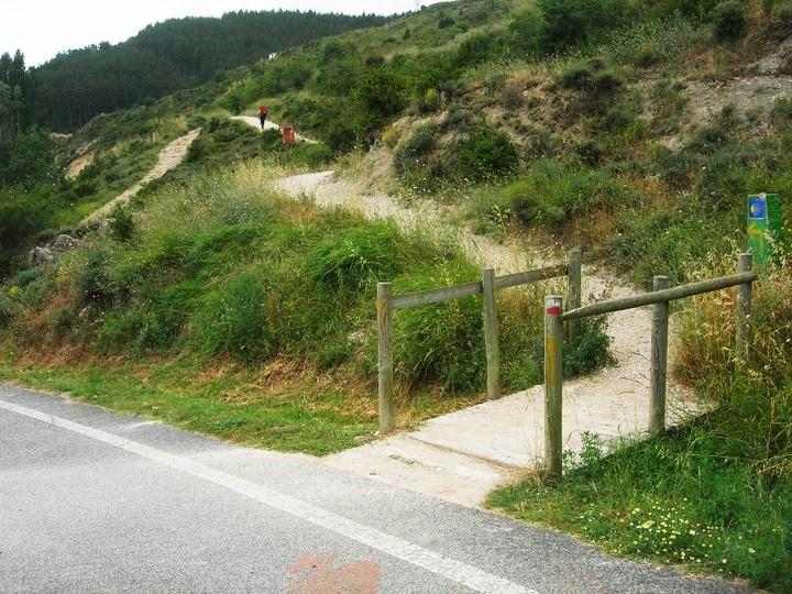 2. Camino - A la altura de Arleta