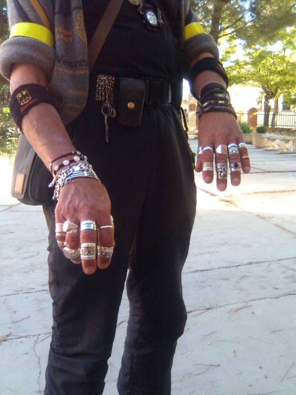 Las manos de Manuel