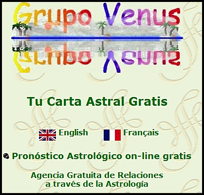 Pronóstico astrológico on-line
