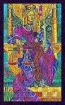 El arcano de la Justicia en el Tarot de Cristal