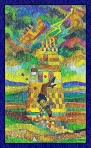 El arcano de la Torre del Tarot de Cristal