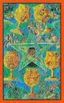 El Cinco de Copas del Tarot de Cristal