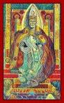 Le Pape del Tarot de Cristal