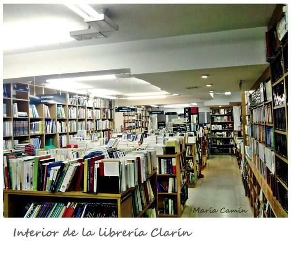 Clar n librer a y papeler a desde 1979 avil s extempor nea - Libreria casona aviles ...