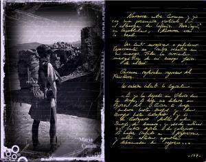 """""""Lo importante no es el fin del camino, sino el camino. Quien viaja demasiado aprisa se pierde la esencia del viaje"""". Louis L'Amour"""