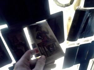 El arcano del mago del Tarot Español