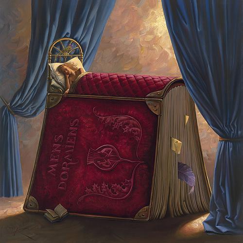 ¿Susrealismo? - Página 7 Pinturas-surrealistas-de-vladimir-kush-libro1