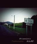 De camino a Taborneda Illas