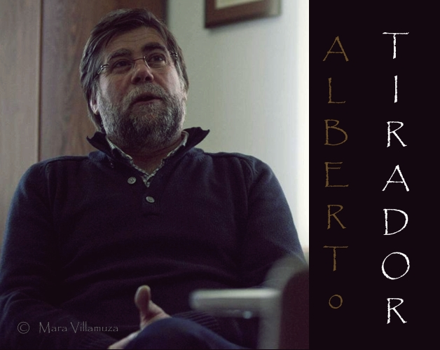 El Alberto Tirador de Mara Villamuza