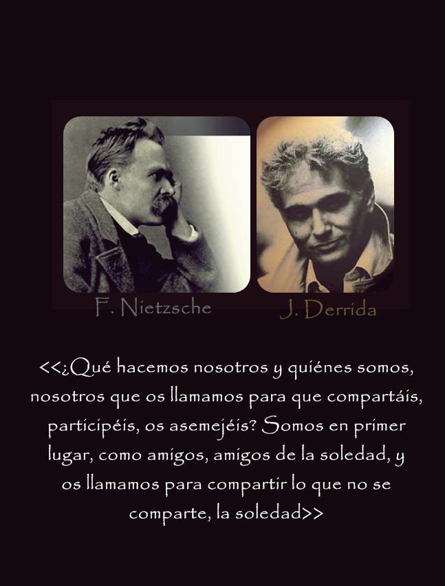 Derrida y Nietzsche