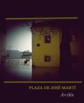 En la Plaza de José Martí de Avilés