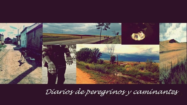 diarios de peregrinos o caminantes del camino
