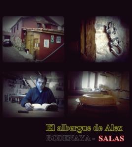 EL ALBERGUE DE ALEX BODENAYA SALAS