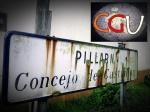 EL ANUNCIO DEL CONCEJO DE CASTRILLÓN  Y LA PARROQUIA DE PILLARNO