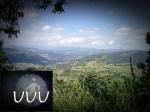 El valle de Candamo desde la Degolla