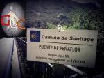 PUENTE DE PEÑAFLOR EN EL CAMINO DE SANTIAGO