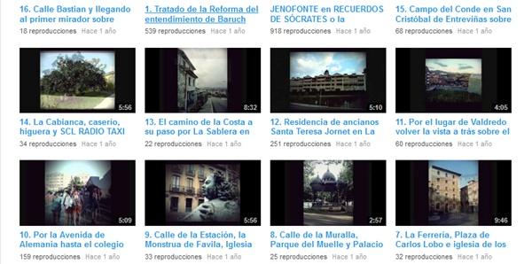 5. El Camino de Santiago en Avilés