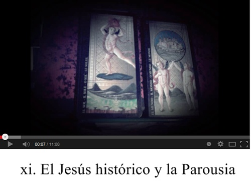 xi. El Jesús histórico y la Parousia