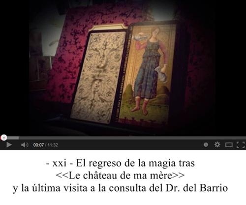 xxi El regreso de la magia tras Le château de ma mère y la última visita a la consulta del Dr