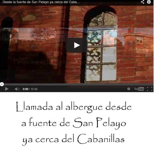 Cabanillas en León en el Camino del Salvador y San Pelayo