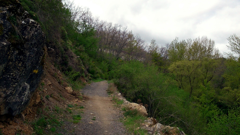 De camino a Pola de Gordón