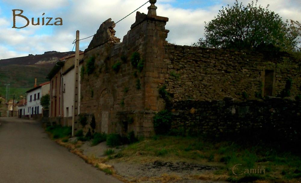 Buiza antigua ermita
