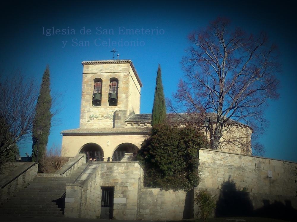 Iglesia de San Emeterio y san Celedonio