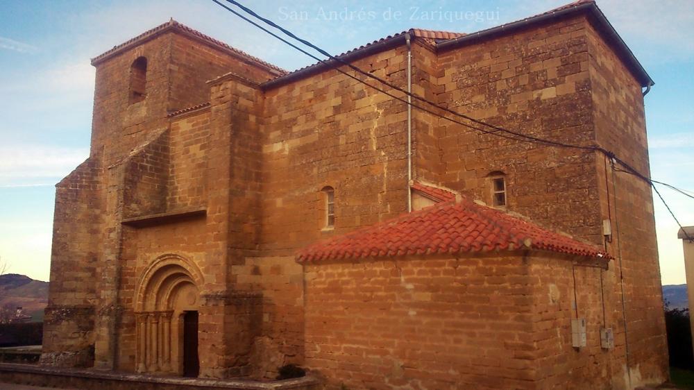 San Andrés de Zariquegui