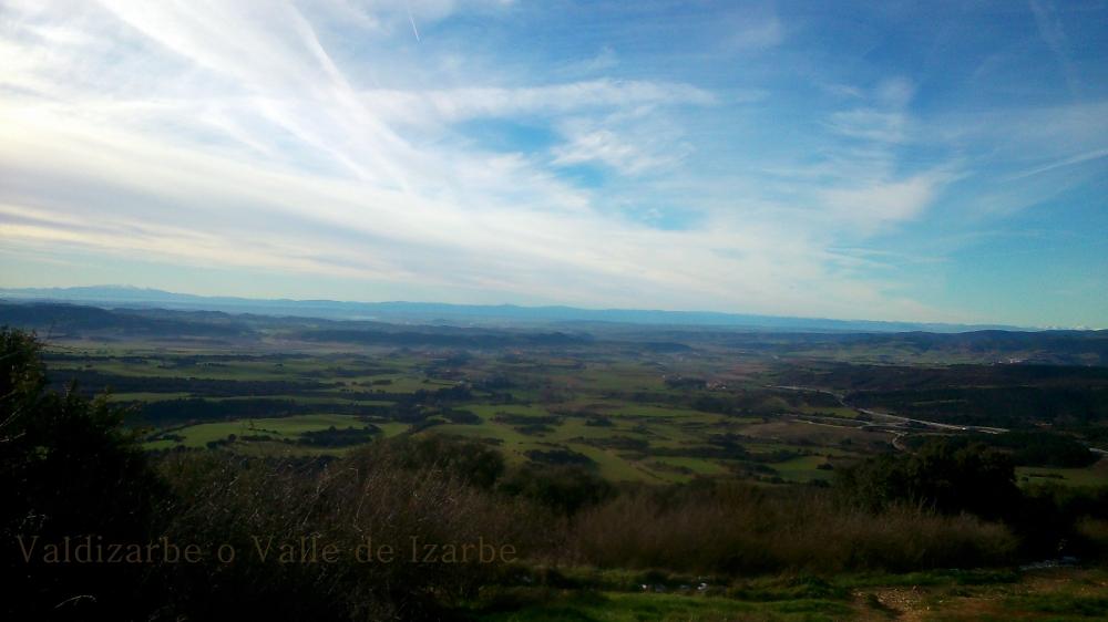 Valdizarbe o Valle de Izarbe