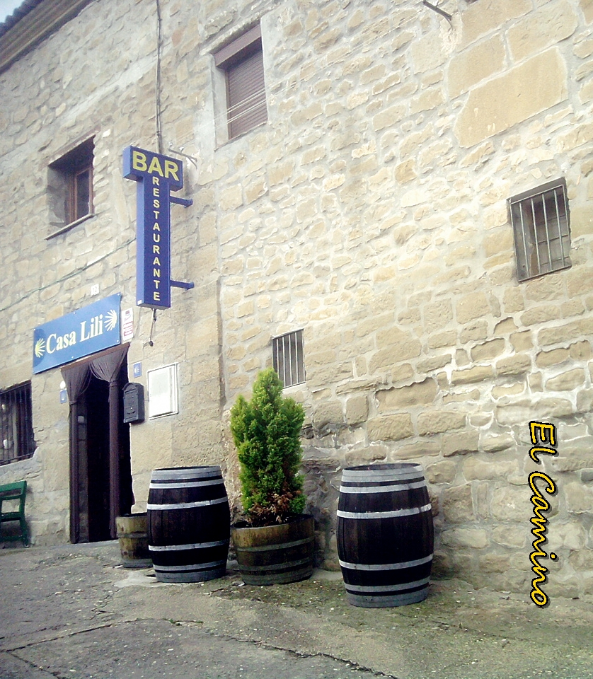 Bar en Torres del Río