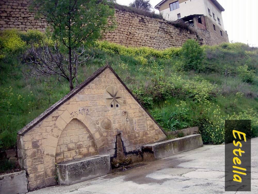 Fuente en Estella