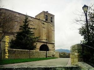 iglesia de la Asunción en Villatuerta
