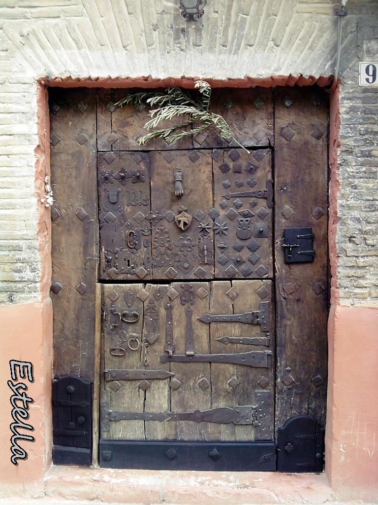 Puerta en Estella