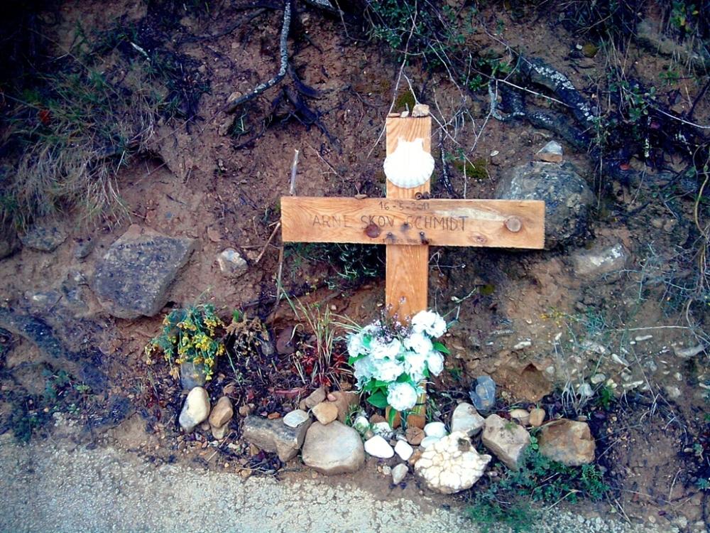 Recuerdo de muerte en la llegada a Lorca