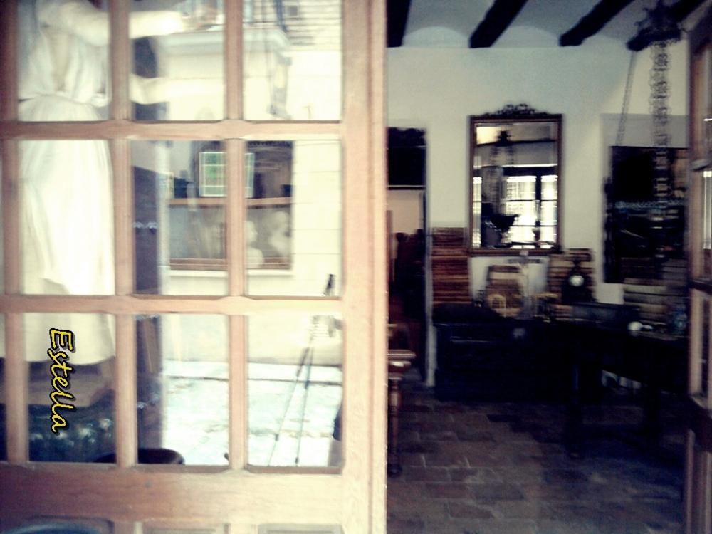 Tienda de antigüedades en Estella