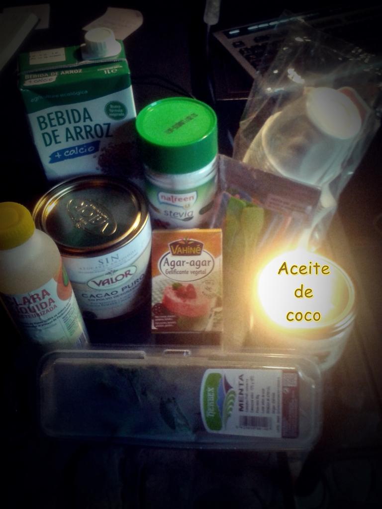 Helado dietético adelgazante