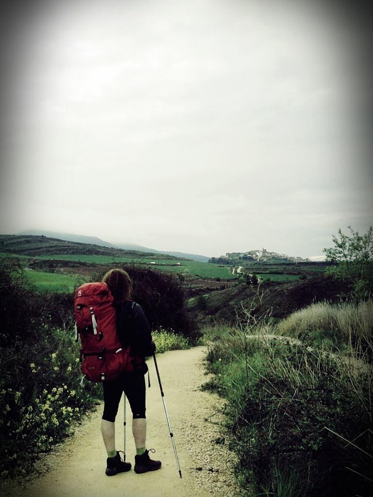 peregrina-en-el-camino