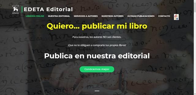 EDETA editorial