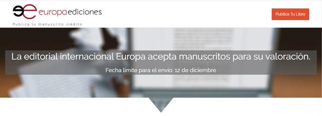 Ediciones Europa