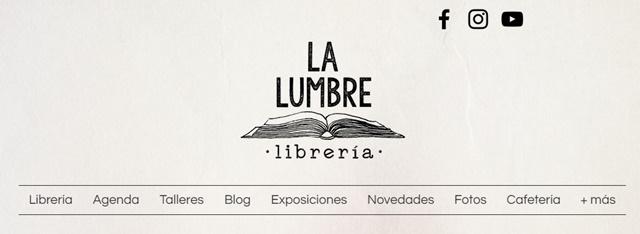 La Lumbre Librería en Madrid