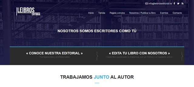 Leibros Editorial