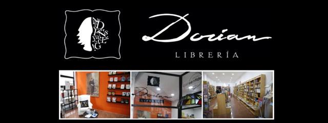 librería Dorian de Huelva