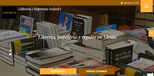 Librería en Lleida