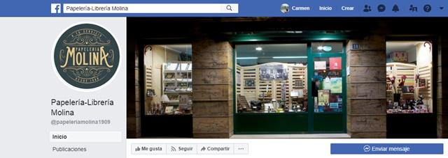 Papelería Librería Molina en Almansa Albacete