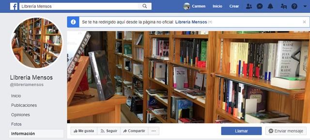 Librería Mensos en Villanueva de la Serena