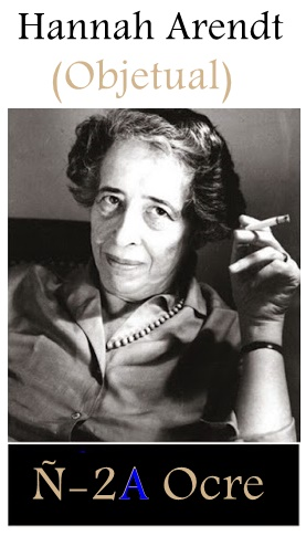 Hannah Arendt 2A ocre