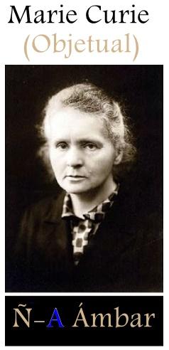 Marie Curie A Ambar