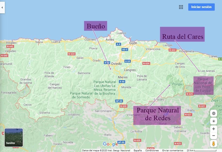 10. Asturias