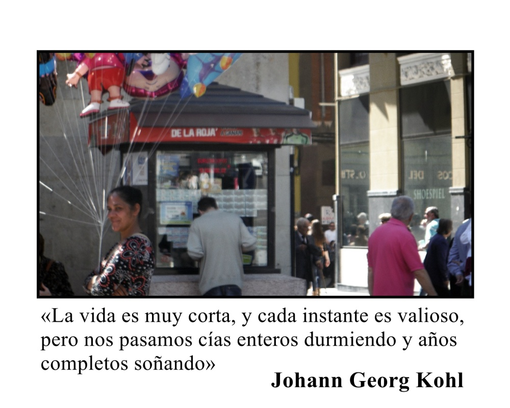 Citas célebres de Johann Georg Kohl